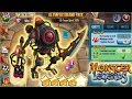 Download  Monster Legends Team Race Flamerion level 130 Olympus Grand Prix Analysis and combat PVP MP3,3GP,MP4