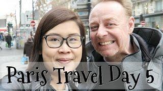 黑咪Travel | 病到死下死下都要行 + 去Cafe De La Paix食晚餐 Paris Travel Day 5