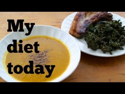 My diet today and it's effect on my body since I quit Paleo
