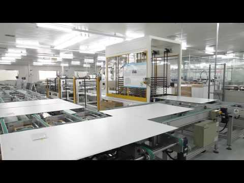 Horad Turnkey Automatic Solar PV Module Production Line