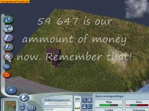 Unlimited SimCity 4 money! No weaknesspays!