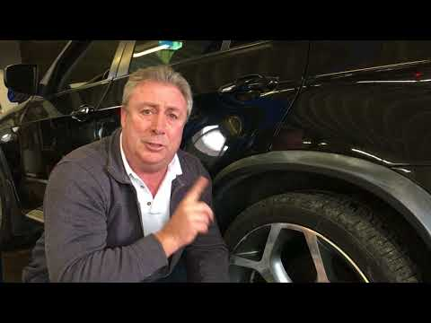 Winter time tire pressure changes