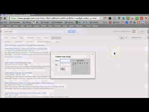 How to Use Google News to Find Primary Sources