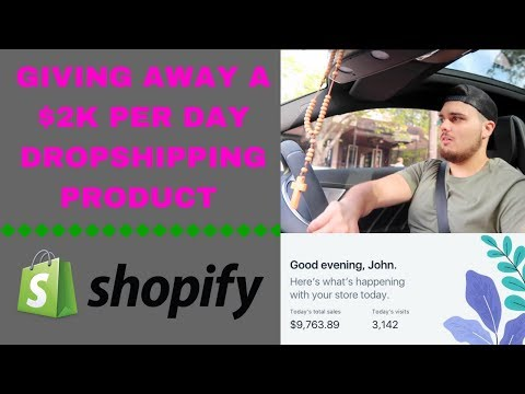 $2k A Day Product Giveaway
