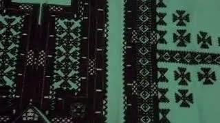 Balochi suit, Balochi dress, Chirya doch, Mascati doch, Omani doch, Irani doch, Balochi culture