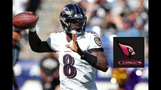 Download Lamar Jackson Ravens QB Film Review vs Cardinals Video