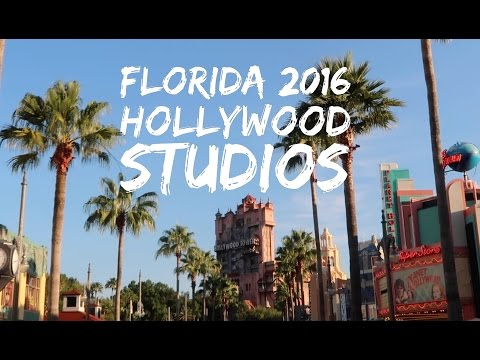 Florida Holiday - September 2016 - Day 2 - Hollywood Studios, Epcot and Boardwalk Part 1