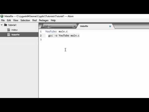Programming in the C language - [#3] Makefiles and Compiling