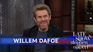 Finally, The Truth Behind Willem Dafoe