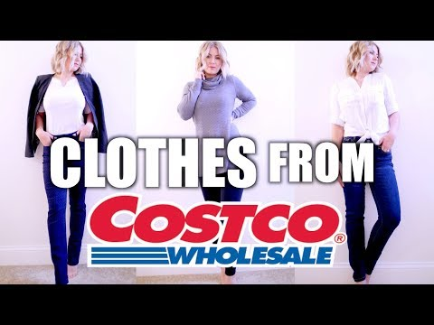 Clothes from COSTCO! Everything Under $20 | Milabu