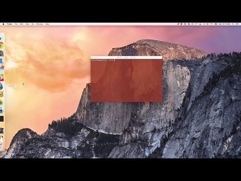 Mac Tip: How to auto hide the dock and remove its delay on the Mac