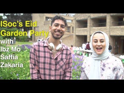 Eid Garden Party 2018 featuring Ibz Mo, Saffia & Zakaria