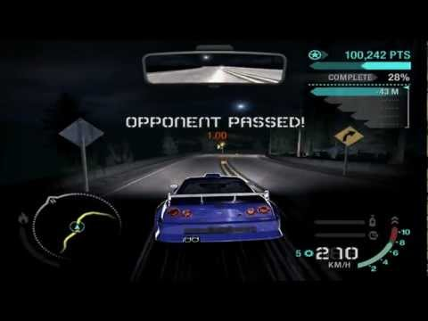 Need For Speed: Carbon - Race #64 - Desperation Ridge - Angie (Canyon Duel)