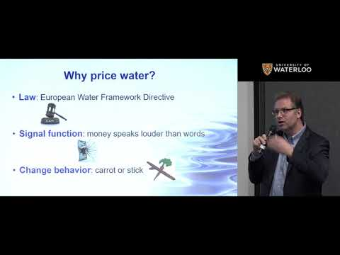 Research Talks: Global Assessment of Payments for Watershed Services