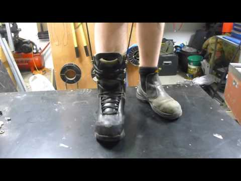 Tie Your Snowboard Boots Like Boss HD