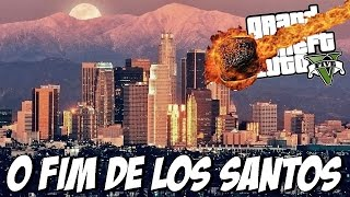 GTA V MACHINIMA - O Fim de Los Santos