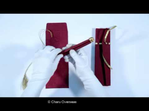 Scroll Wedding Invitations - SC-5001G - 123WeddingCards