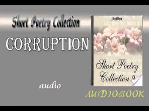 Corruption Audiobook Short Poetry