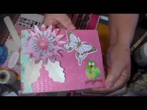 How to make a Paper Bag Book or Journal