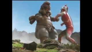 Ultraman Mebius & Ultraman Hikari vs Kodaigon