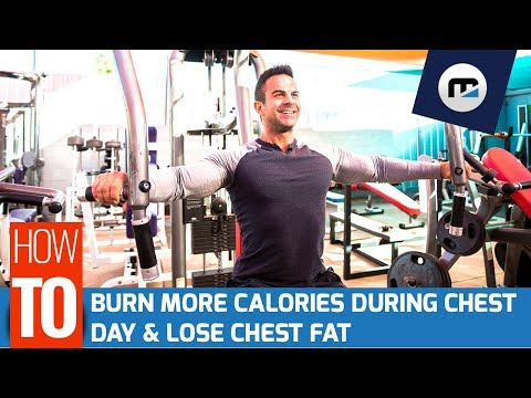 🔥  Fat Burning Workout [Chest Day] + Q&A: How To Be a Fitness Entrepreneur 💪