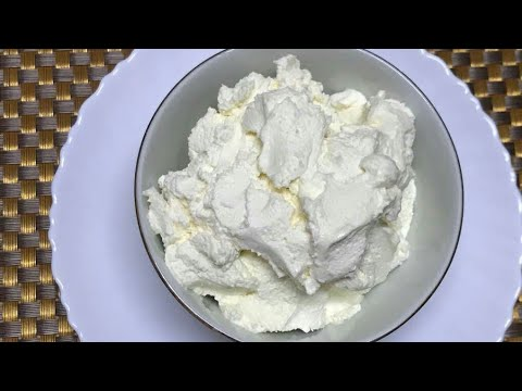 How to make Homemade Cream chesse at Home urdu|Easy cream Chesse Recipe by kitchen with Fatima  2018