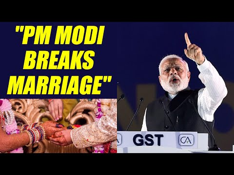 PM Modi breaks marriage of a couple in Lucknow, UP | Oneindia News