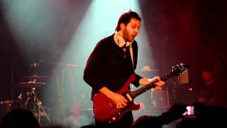 Mr Big - Temperamental + Paul Gilbert Guitar Solo Manchester Academy 2 17th Sept 2011