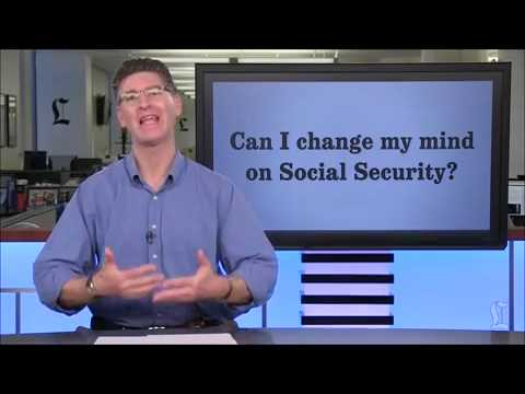 Can I change my mind on Social Security: Ask Laz