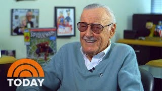 Stan Lee Comic Book King Has A New Superhero Coming Out Soon Today