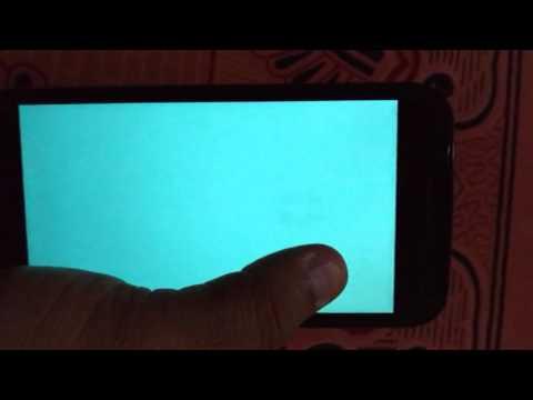 Moto g3 screen problem