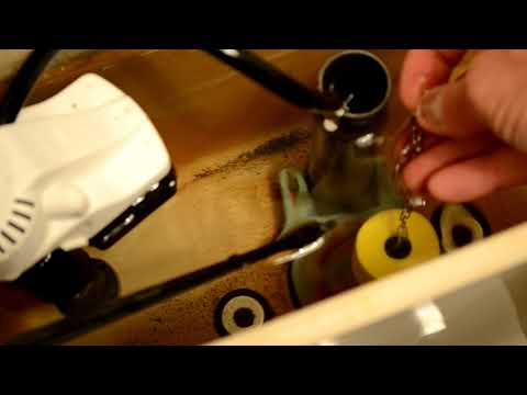 How to Fix Loose Toilet Handle
