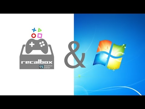 Dual boot Recalbox/Batocera e Windows 7 - PakVim net HD