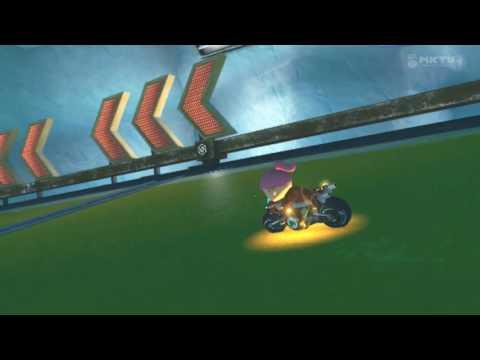 Wii U - Mario Kart 8 - Ice Ice Outpost