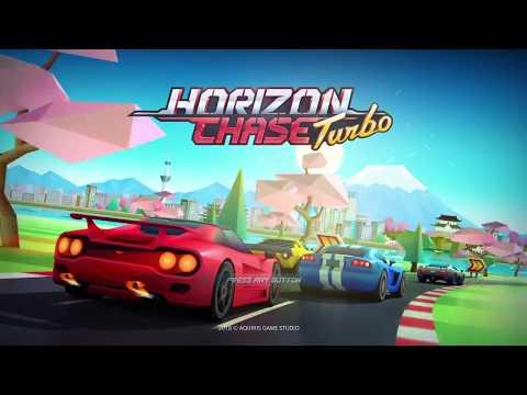 Horizon Chase Turbo PS4 Gameplay