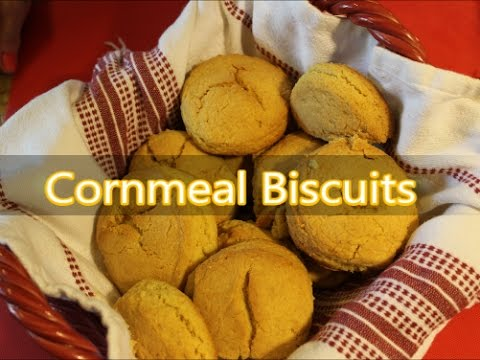 How to Make Cornmeal Biscuits [Episode 178]