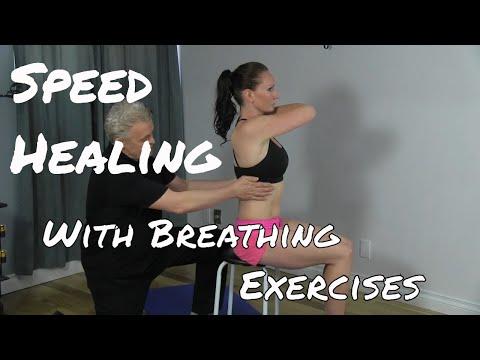 Breathing Exericses  Speed Healing