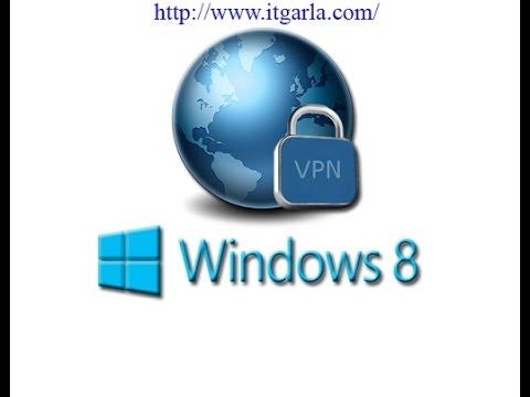 Cara Mudah Setting Koneksi VPN di Windows 8