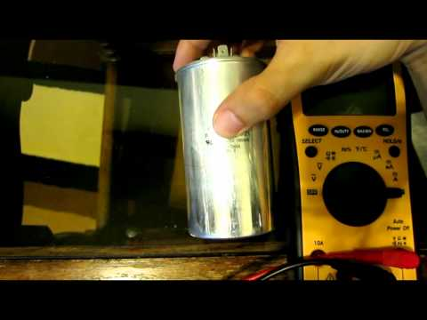 How to buy a Run Start Capacitor - Cap Air condition replace measure troubleshoot HVAC A/C