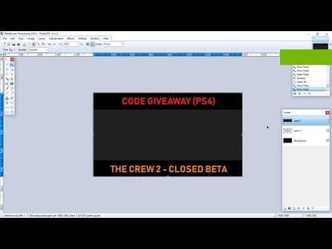 The Crew 2 - Beta Code GIVEAWAY (PS4)