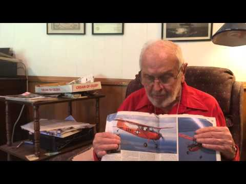 Jules Bernard talks about the Tennessee Museum of Aviation