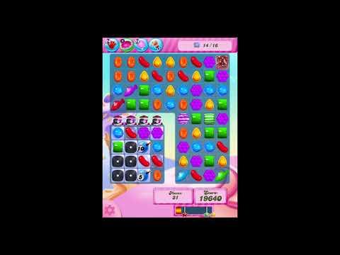 Candy Crush Saga Level 269 Walkthrough