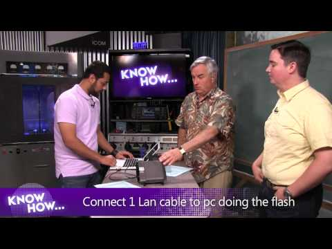 Know How 3: Flash Your Router's Firmware