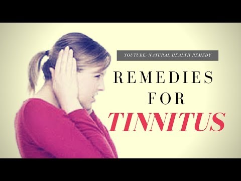 Herbal Remedies for Tinnitus I Natural Tinnitus Hearing Aids