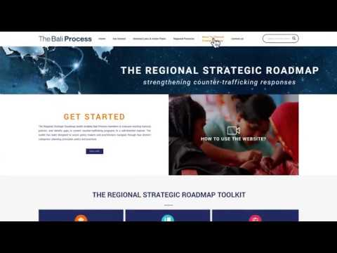 The Regional Strategic Roadmap