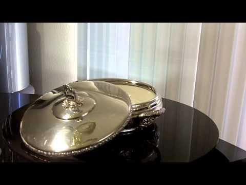 Meriden Silver Plate Co
