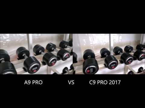 C9 pro vs A9 PRO camera test