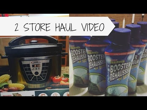 Costco And Dollar Tree Haul For January 2018