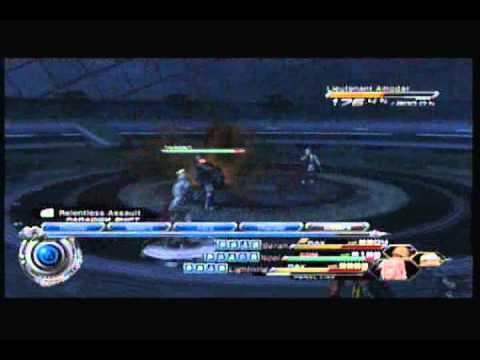 Final Fantasy XIII-2: Lightning and Amodar