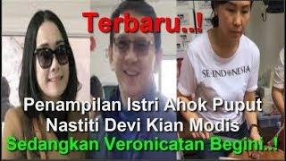 Terbaru Penampilan Istri Ahok Puput Nastiti Devi Kian Modis, Sedangkan Veronicatan Begini..!